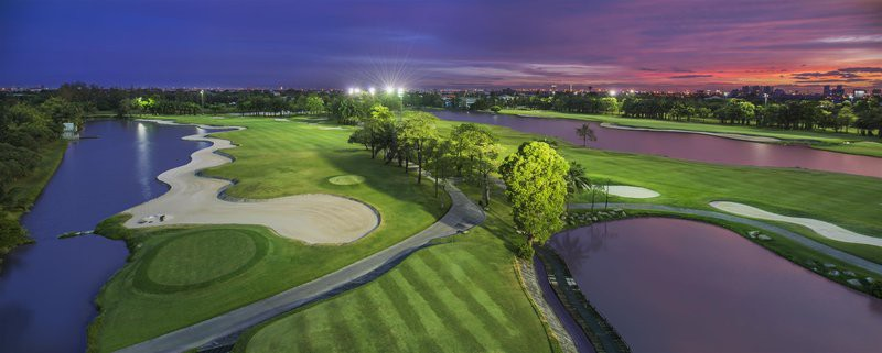 le meridien suvarnabhumi golf resort & spa