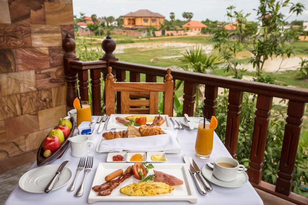 model angkor resort & residence