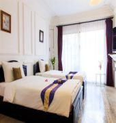 rome boutique hotel & spa pattaya