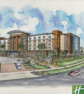 holiday inn express and suites anaheim resort area