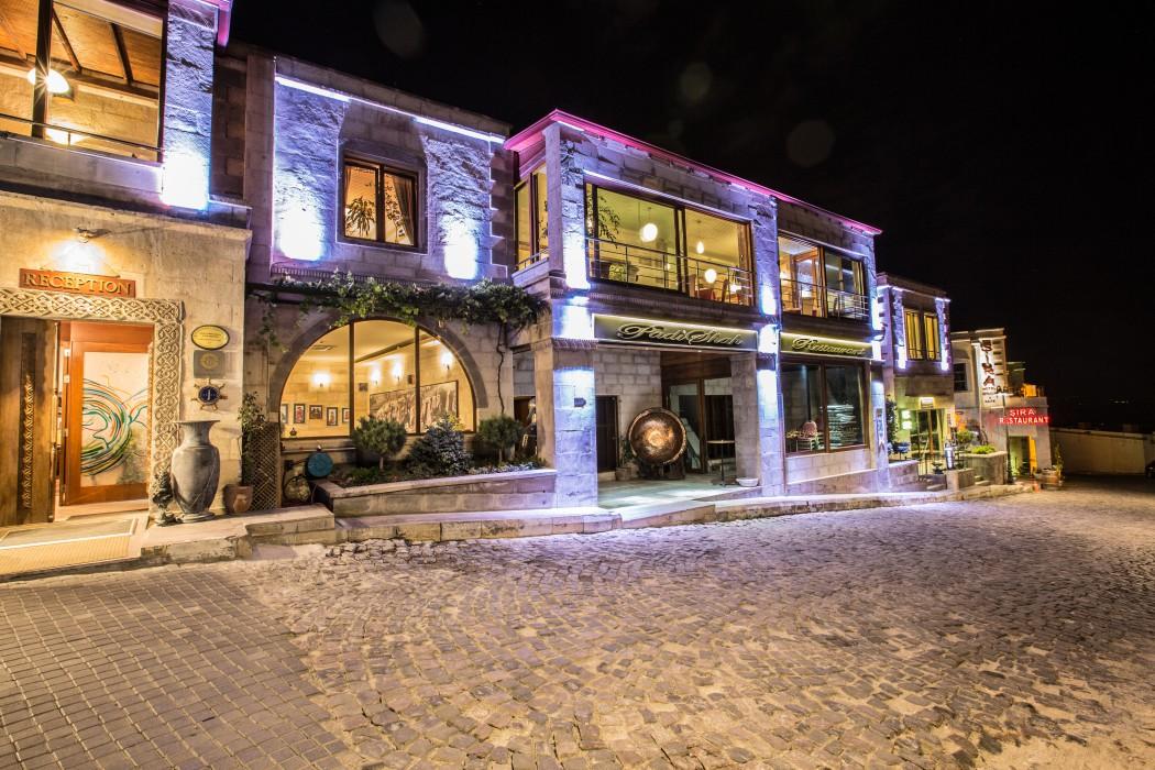 cappadocia cave resort and spa(ccr hotels&spa)
