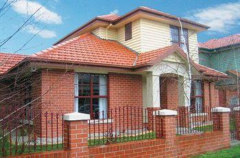 executive townhouse ballarat