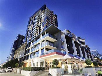 apartments melbourne domain - docklands