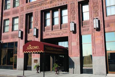 the giacomo hotel