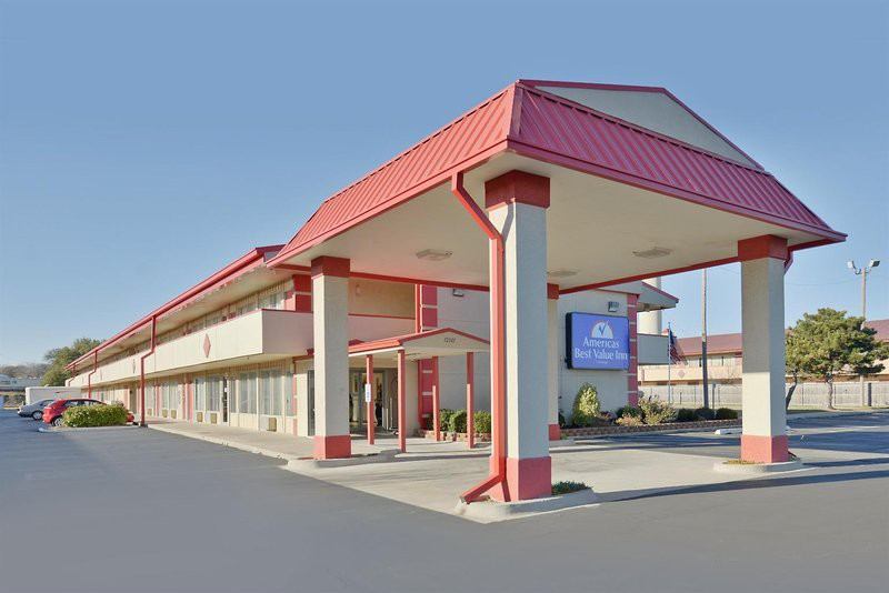 americas best value inn - oklahoma city / i-35 nor