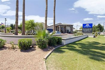 americas best value inn - phoenix / i-10 west