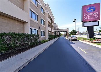 comfort suites oakbrook terrace chicago