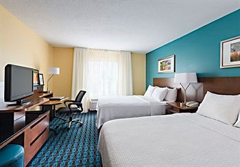 fairfield inn & suites by marriott chicago nap