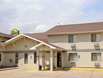 super 8 motel oskaloosa