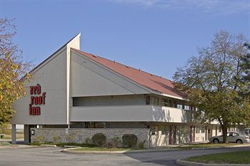 red roof inn springfield, il