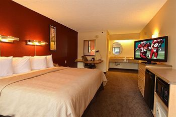 red roof inn detroit - saint clair shores