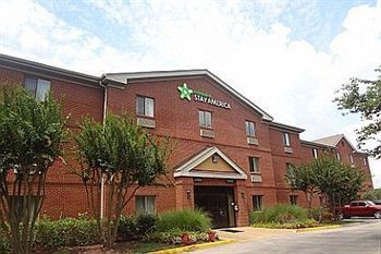 extended stay america - newport news - i-64 - jeff