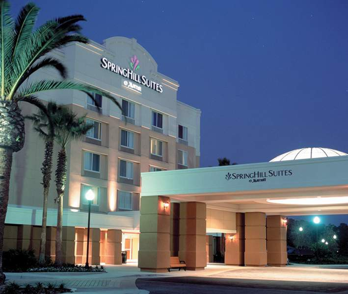 springhill suites by marriott convention center/i-