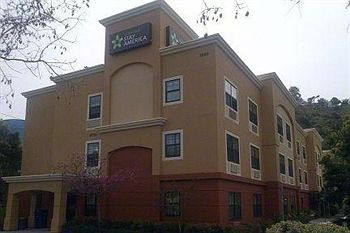 extended stay america san diego - mission valley -