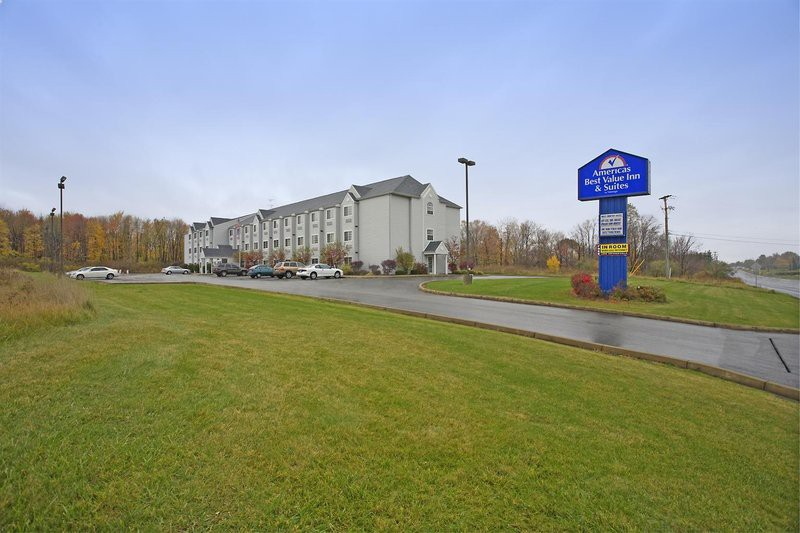 americas best value inn & suites-n. lima/board