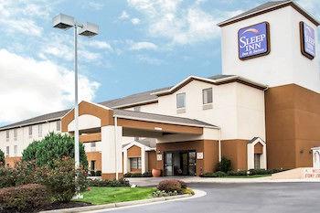 sleep inn & suites stony creek - petersburg so