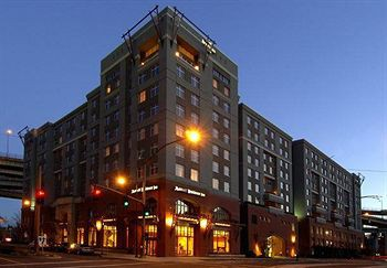 residence inn by marriott downtown/riverplace