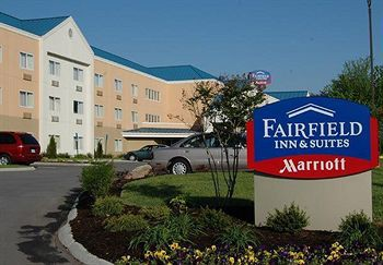 fairfield inn & suites by marriott nashville o