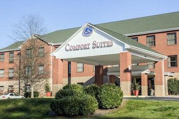 comfort suites arena raleigh