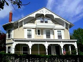 architects inn -- george champlin mason