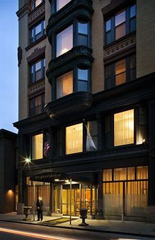 the hotel providence