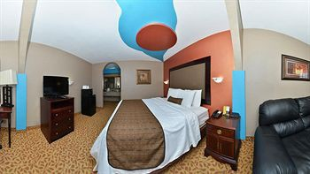 americas best value inn and suites shenandoah - co
