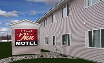 alaska's select inn motel