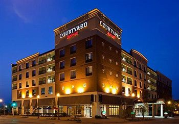 courtyard by marriott rochester mayo clinic area/s