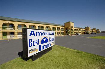 americas best value inn - at&t center
