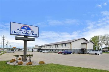 americas best value inn new london