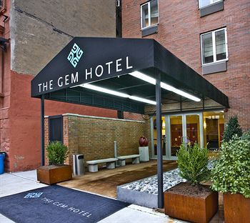 the gem hotel hudson yards, an ascend hotel collec