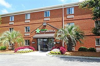 extended stay america - charleston - northwoods bl