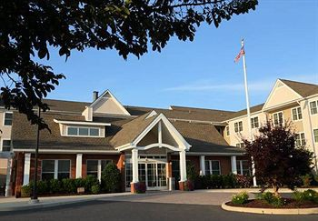 residence inn marriott waynesboro