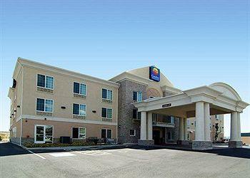 comfort inn and suites rock springs