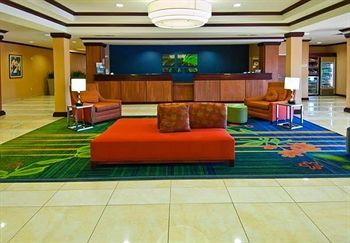 fairfield inn & suites by marriott oklahoma ci