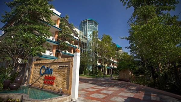 citin garden resort,pattaya