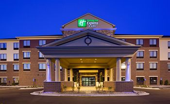 holiday inn express hotel & suites minneapolis