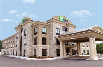 holiday inn express hotel & suites paducah wes