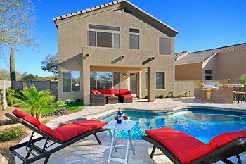 desert willow - cave creek vacation home