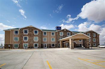 cobblestone hotel & suites - stanton