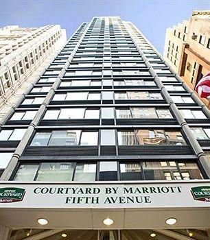 courtyard by marriott new york city manhattan fift