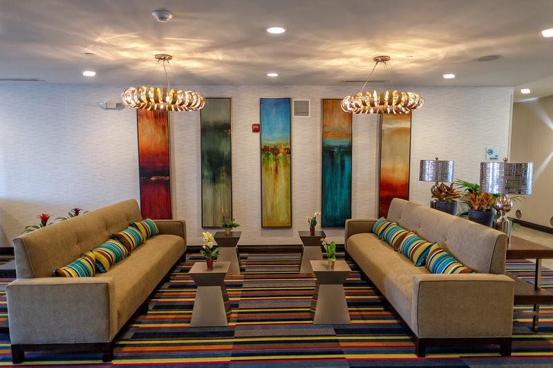holiday inn express & suites ann arbor west - zeeb