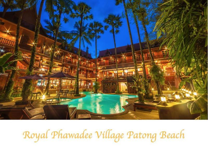 royal phawadee village