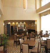 hampton inn and suites west edmonton, alberta, can