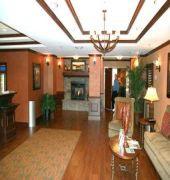 hampton inn & suites pinedale