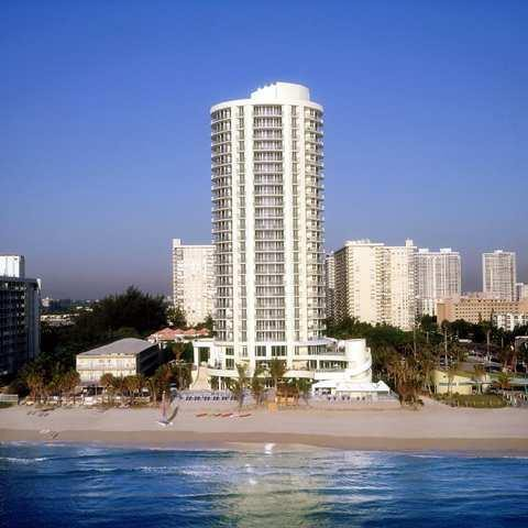 doubletree hotel ocean point resort & spa - miami