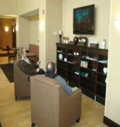 hampton inn and suites rochester-north