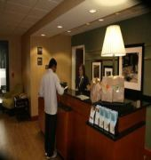 hampton inn and suites new iberia, la