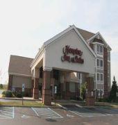 hampton inn & suites scottsburg