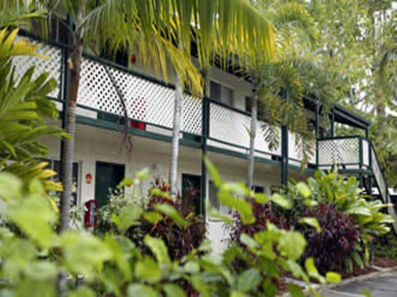 cairns gateway resort ( formely - all seasons cair